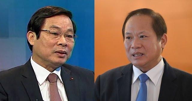 Đề nghị khai trừ Đảng với 2 cựu Bộ trưởng Nguyễn Bắc Son, Trương Minh Tuấn - 1
