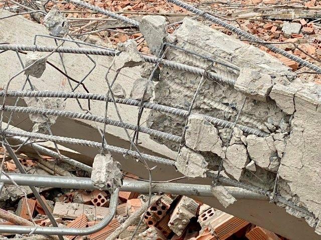Bộ Xây dựng khảo sát hiện trường vụ sập tường 10 người tử vong - 6